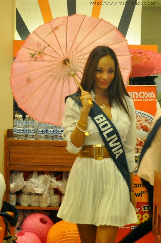 Ms. Bolivia - Eloisa Gutierrez
