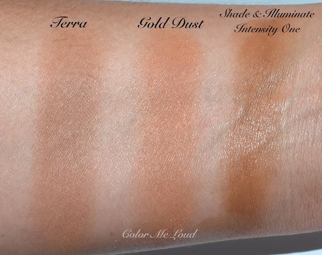 Tom Ford Bronzers Terra Gold Dust Shade Amp Illuminate