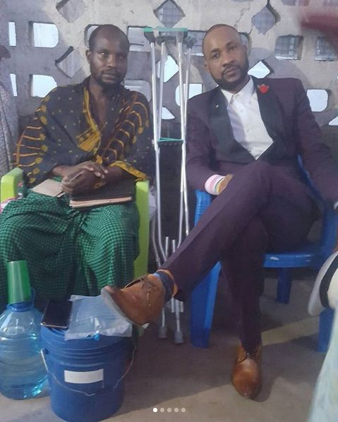 Wasanii was Injili Wampa Msaada Paskal Cassian