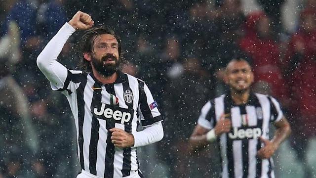 Andrea Pirlo Kendalikan Bola Ibaratnya Seperti Gunakan Tangan