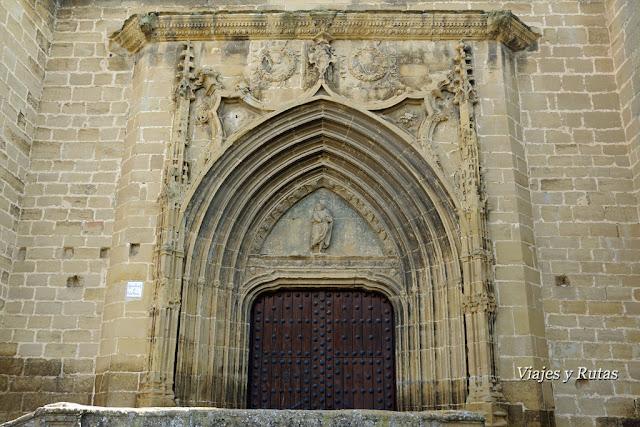 Iglesia de Santa María de Sádaba, Zaragoza