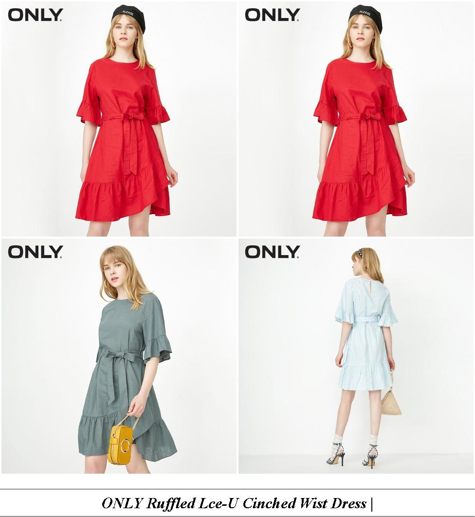 Womens Clothing Dresses - Clothes Sale - Long Sleeve Dress - Buy Cheap Clothes Online