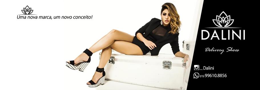 Dalini Shoes Uma nova marca, um novo conceito! Rua. Silva Jardim, 57 Centro - Itapetininga - SP tel: (15) 3537-5287 / 99610-8856