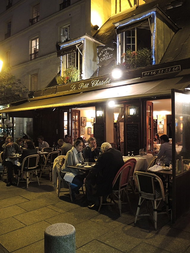 Le Petit Chatelet - Paris