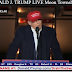 "DONALD J. TRUMP LIVE ""Join me LIVE in Moon Township, PA!""  LIVE NOW"