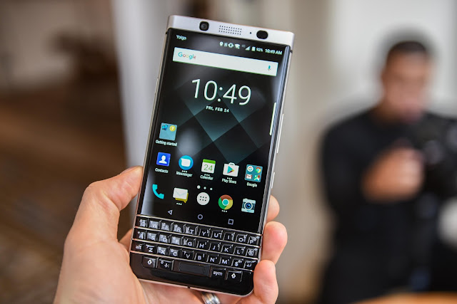 BlackBerry KEYone With 4GB RAM Launched In India @ Rs.39,990