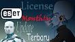 License Eset Monthly Update Terbaru