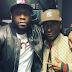 50 Cent faz aparição surpresa em show do Eric B. e Rakim em Nova York