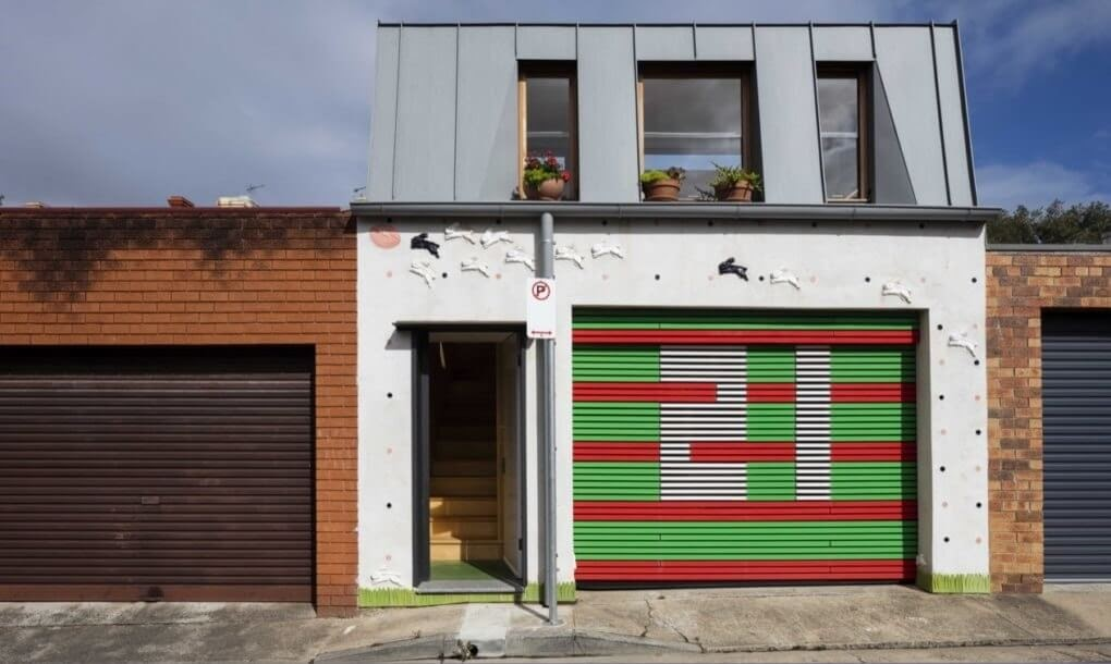 01-Front-Elevation-M-W-Architects-Sustainable-Architecture-with-the-Garage-Top-Studio-www-designstack-co