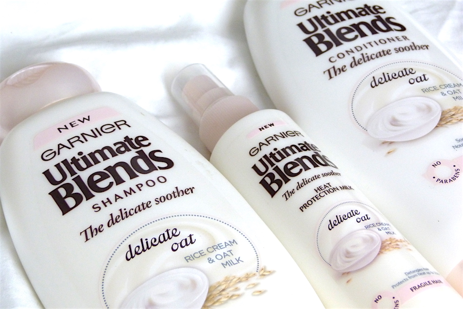 an image of garnier ultimate blends delicate smoother review