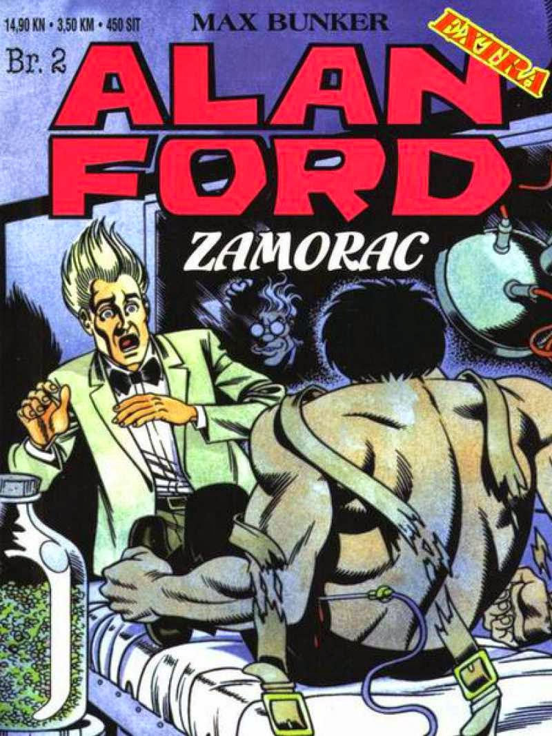 Zamorac - Alan Ford