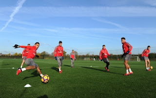 CONFIRMED Arsenal Lineup For AFC Bournemouth Game Released