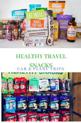 Do you take road trips? Try these #healthysnacks #roadtripsnacks #glutenfree #vegan