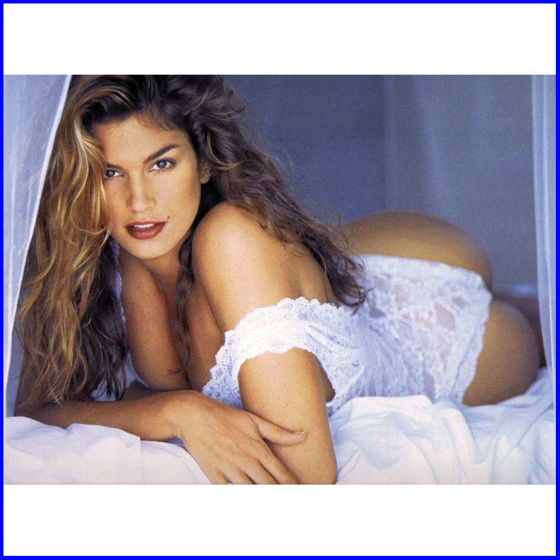 That would Cindy crawford lingerie you tell