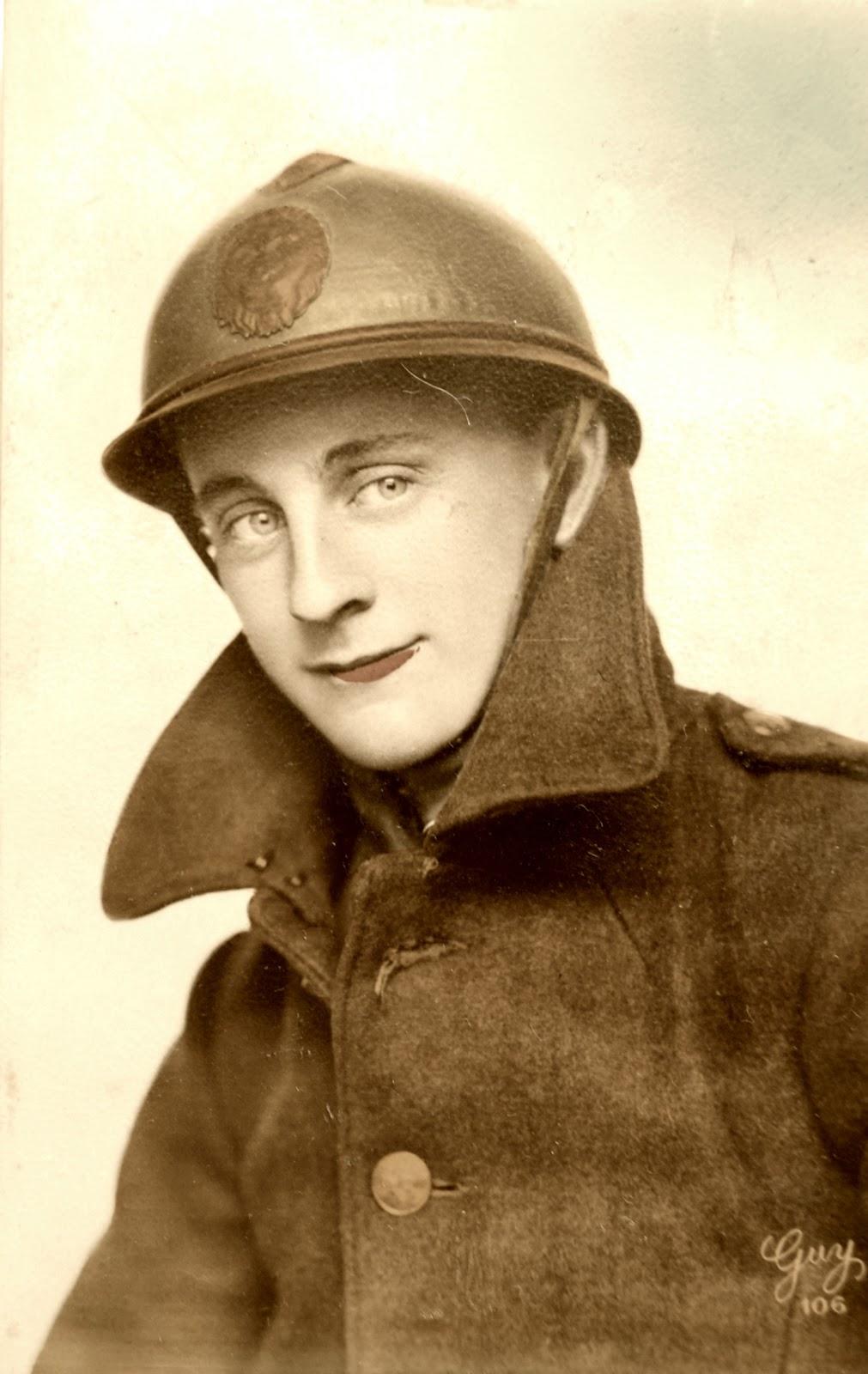 Zdjęcie żółnierza