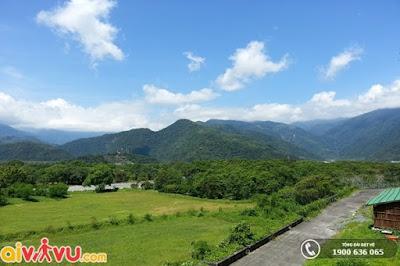 Vẻ đẹp ấn tượng của thị trấn Nanao hấp dẫn khách du lịch Đài Loan