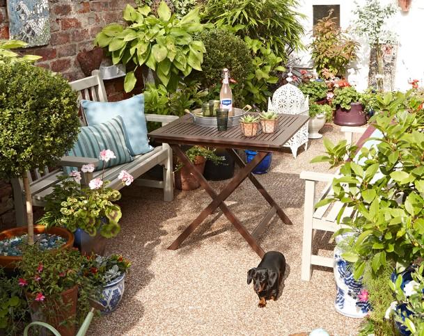 Top Opinion for Small Garden Ideas