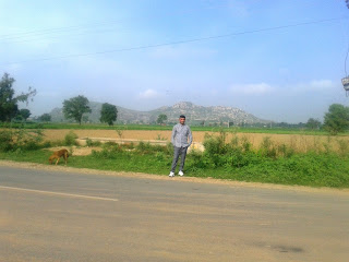 near to pur village