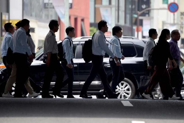 Tóquio tem aumentando os esforços para enfrentar os suicídios por excesso de trabalho