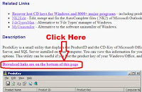 how to find windows 7 product key on my computer