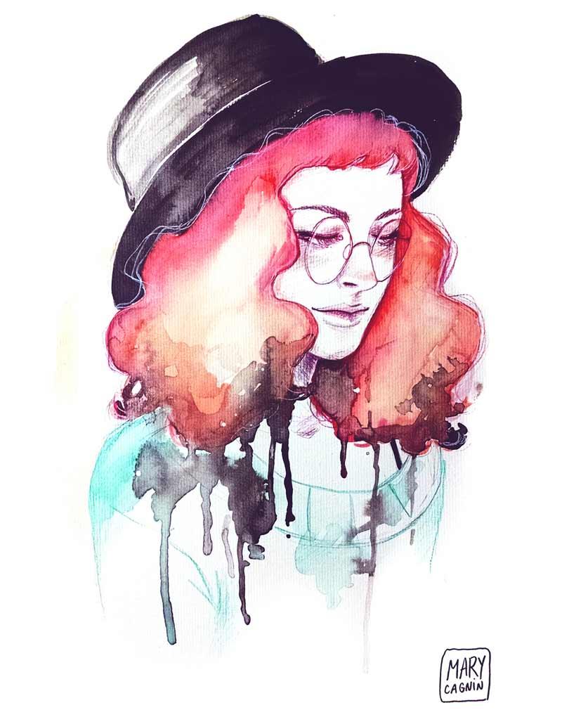 aquarela-retrato-garota