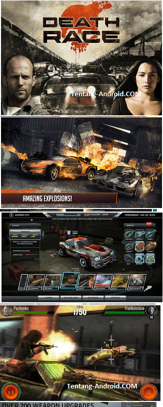 Death Race Apk Mod [Unlimited Money] Free Download Latest