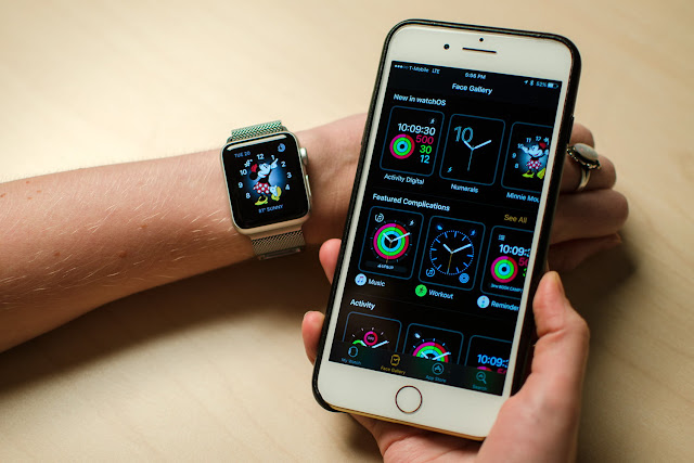 Apple to Donate 1,000 Apple Watches to Eating Disorder Study.