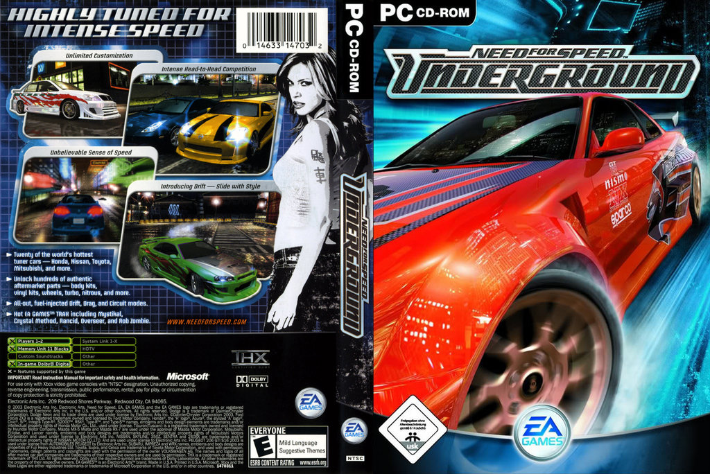Nfs Pc Game Need For Speed Underground Pc Full Version Download