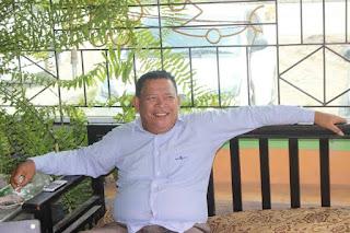 Heppy Nainggolan Calon DPRD Dumai Partai Garuda Diprediksi Rebut 1 Kursi DPRD Dumai