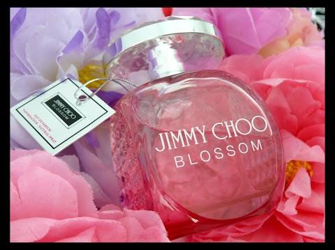 Jimmy Choo i perfumy Blossom .. słodko, kolorowo..hit czy kit?