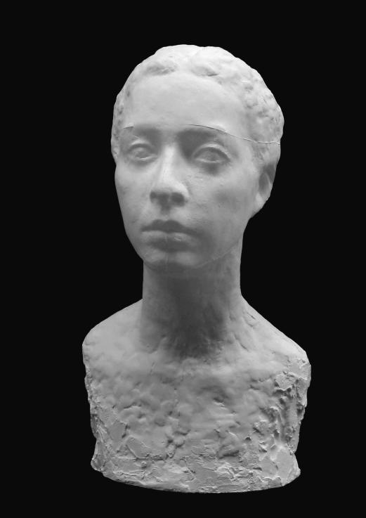 Edith_Lafay_sculpture_figurative_buste_Anne