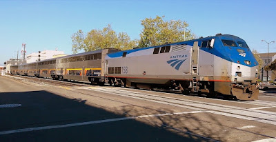 Amtrak San Joaquins Expands Service For Thanksgiving Rush
