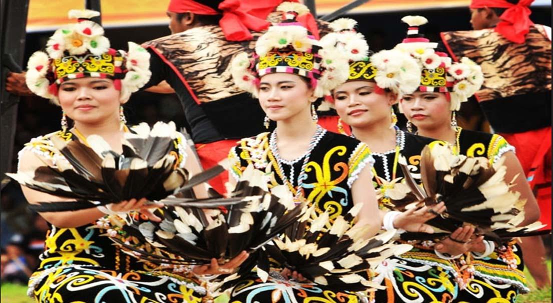 Tari Burung Enggang, Tarian Tradisional Dari Provinsi Kalimantan Timur