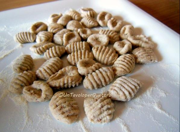 Ricetta Gnocchi Grano Saraceno.Gnocchi Con Farina Di Grano Saraceno