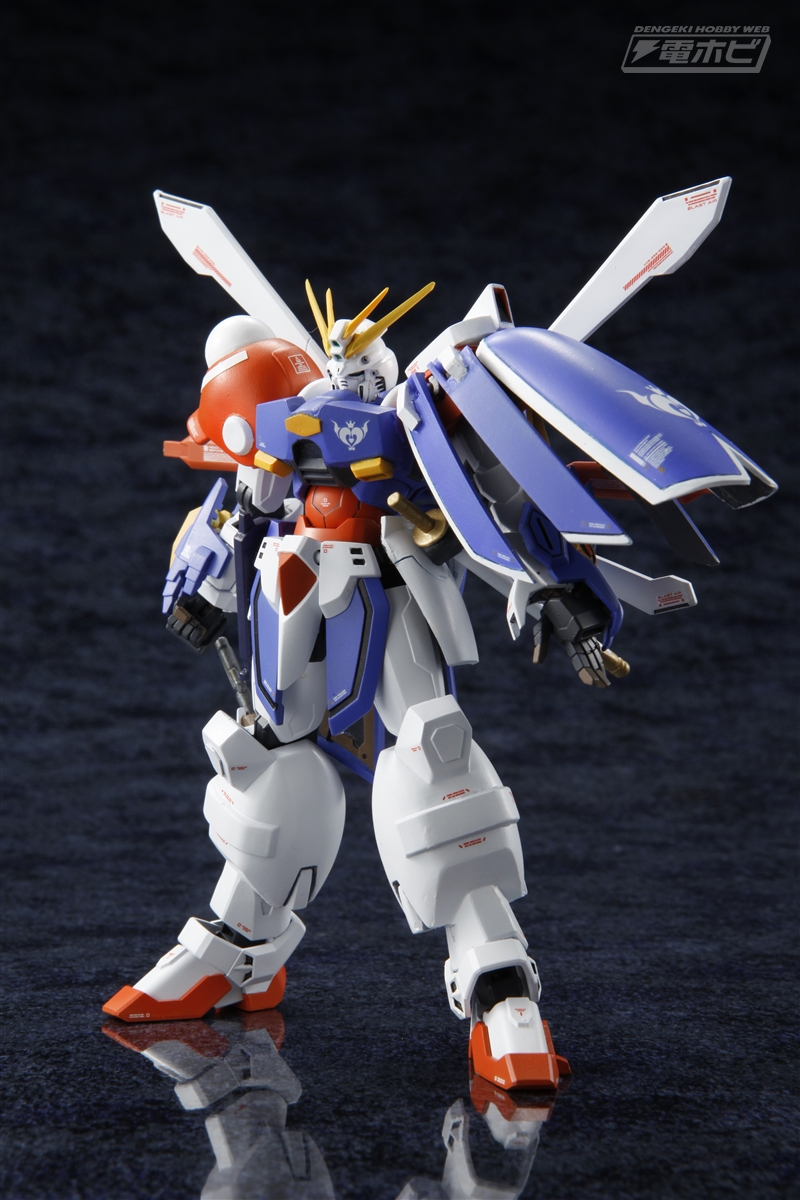 Custom Build: HG 1/144 God Shuffle Gundam via Dengeki Hobby