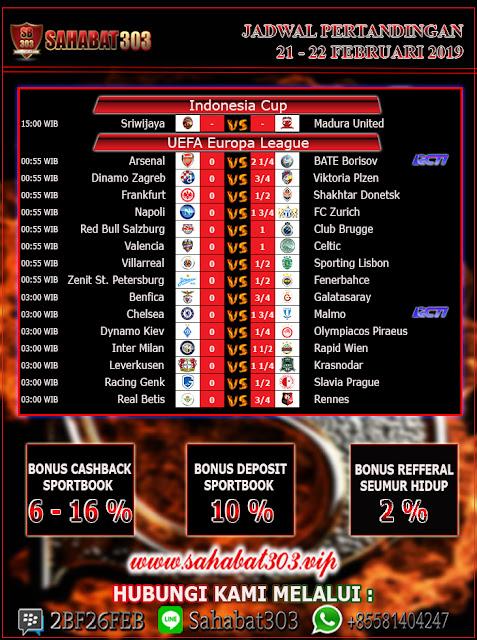 Agen Sabung Ayam - Jadwal Pertandingan Sepak Bola Tanggal 21