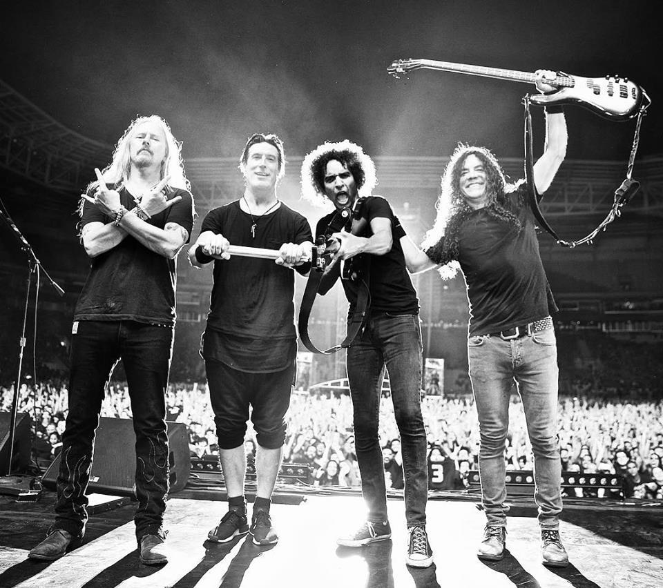 Rainier Fog Alice In Chains: Hennemusic