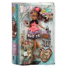 EAH Hat-Tastic Party Cedar Wood Doll