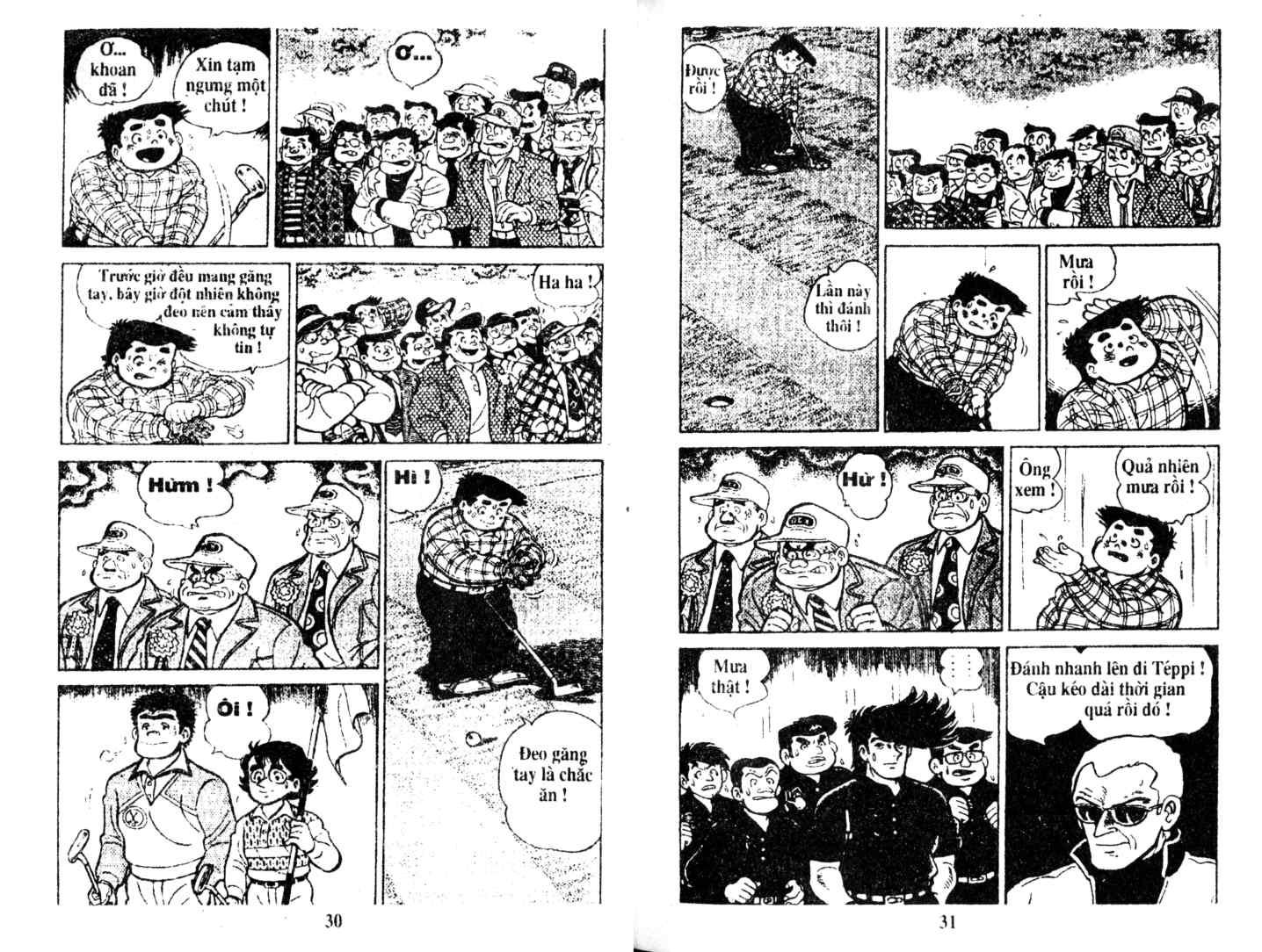 Ashita Tenki ni Naare chapter 9 trang 14
