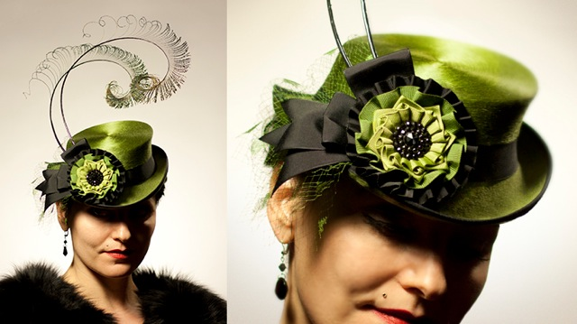 House of Nines Design  Stephen Jones Contest for  Hats 7c942ebad6c