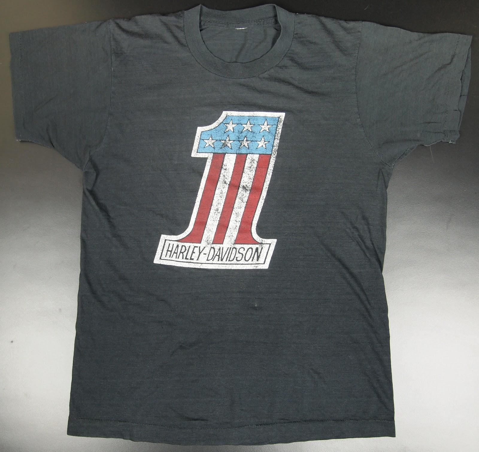 Vintage Harley T Shirts 38