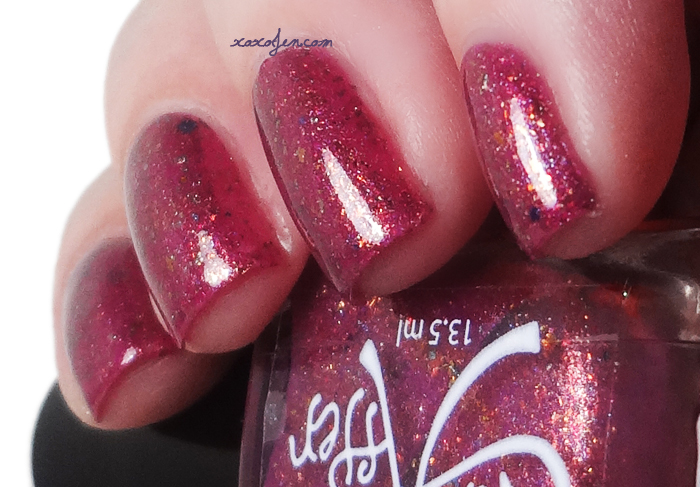 xoxoJen's swatch of Ever After Threshold