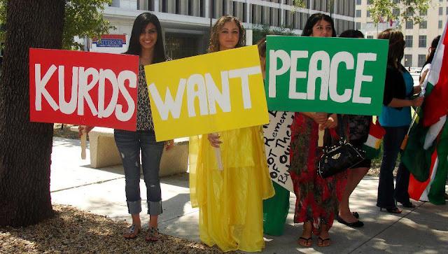 Perdamaian Kurdi dan Turki