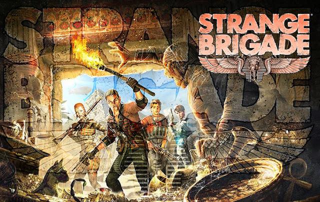 تحميل لعبة Strange Brigade كاملة للكمبيوتر PC تورنت + رابط مباشر