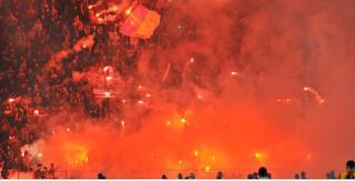 دوري أبطال آسيا: إصابة 38 مسؤول أمن تونسي في نصف النهائي