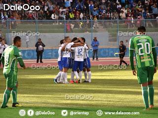 Oriente Petrolero es goleado por San José en Oruro - DaleOoo