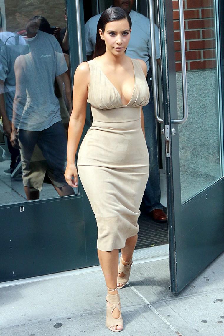 Kim Kardashian Latest Nude Photos