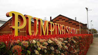 Pumping Station, Scienceworks, Spotswood