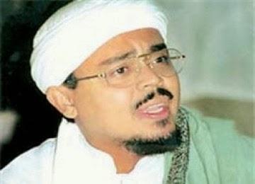 Hanif Azhar Blog's: BIOGRAFI HABIB RIZIEQ SYIHAB