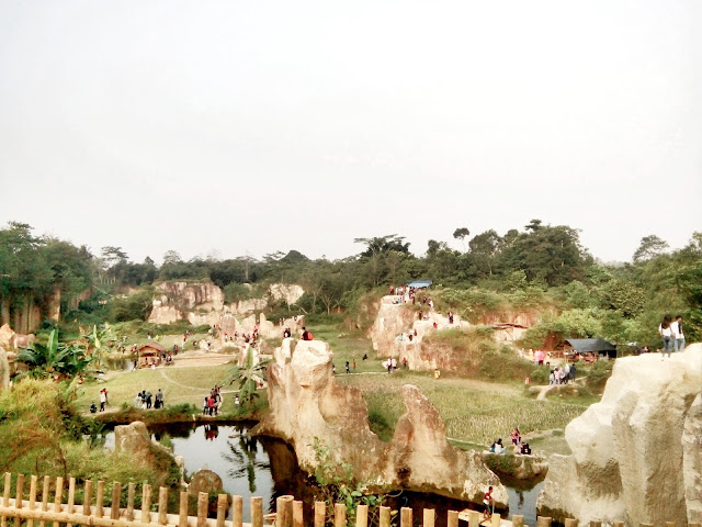 Tebing Koja Kandang Godzilla
